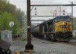 CSX 476 on K139